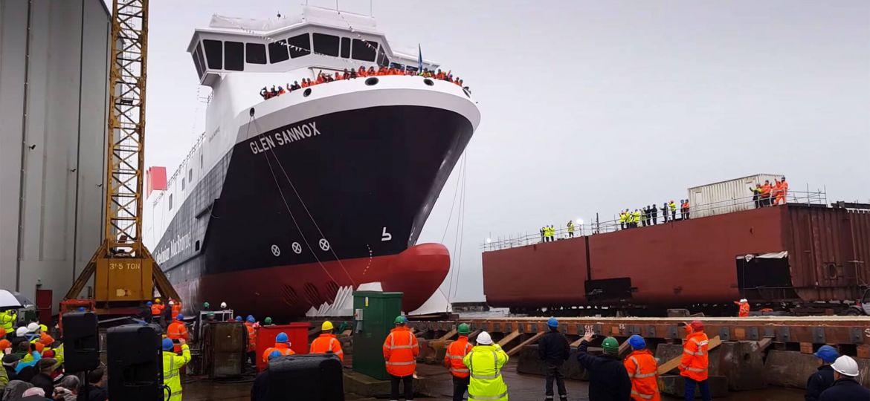 British Shipbuilding