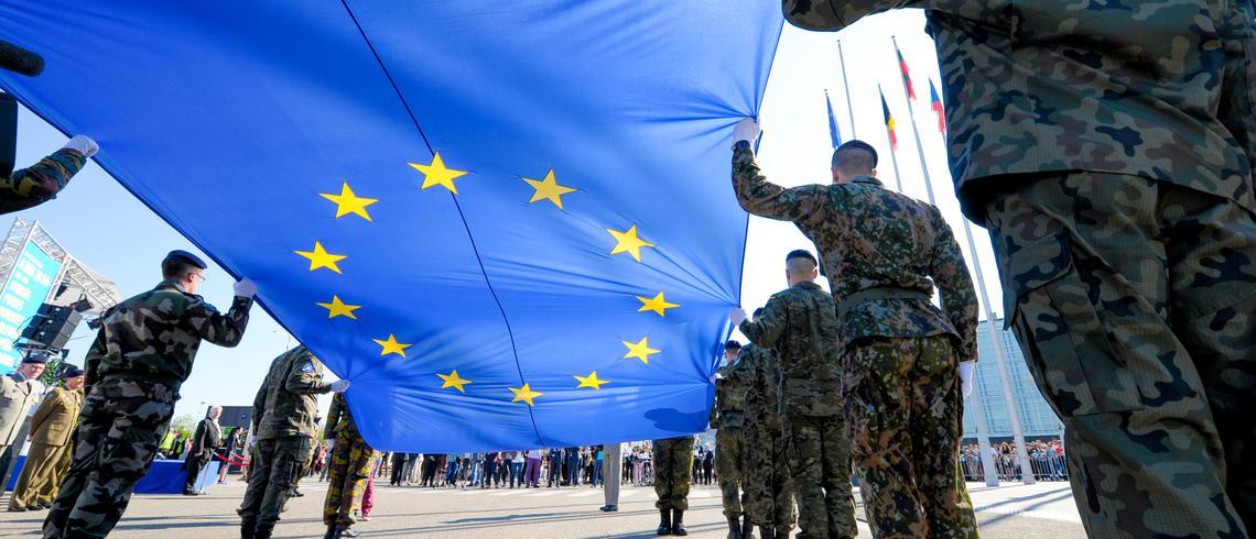 eu military starts