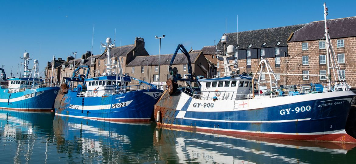 uk fishing waters