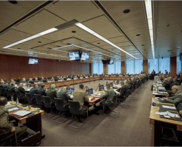 The European Union Military Committee (EUMC)