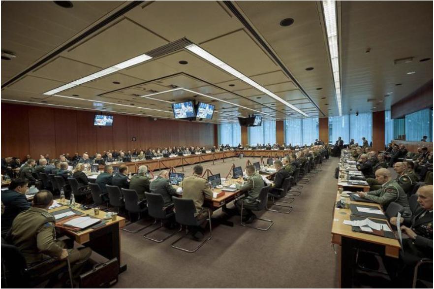 The European Union Military Committee (EUMC)