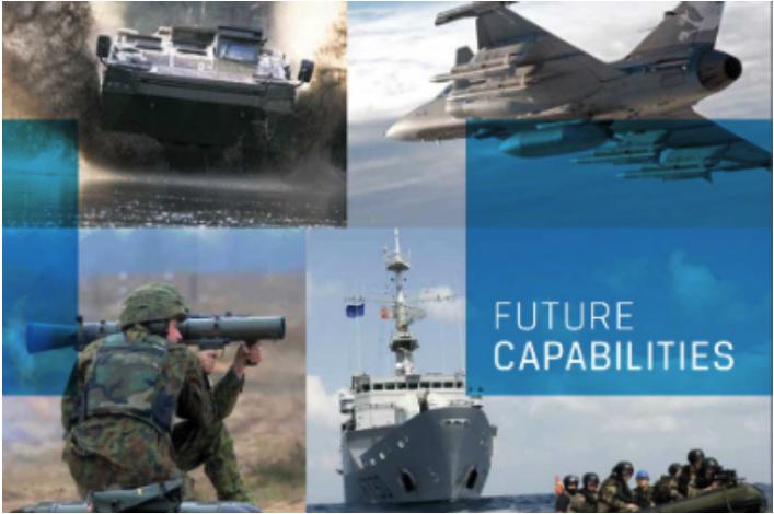 European Capability Development Plan (ECDP)