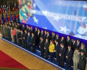 Permanent Structured Cooperation (PESCO)