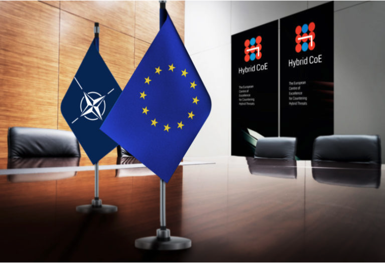 The European Centre of Excellence for Countering Hybrid Threats