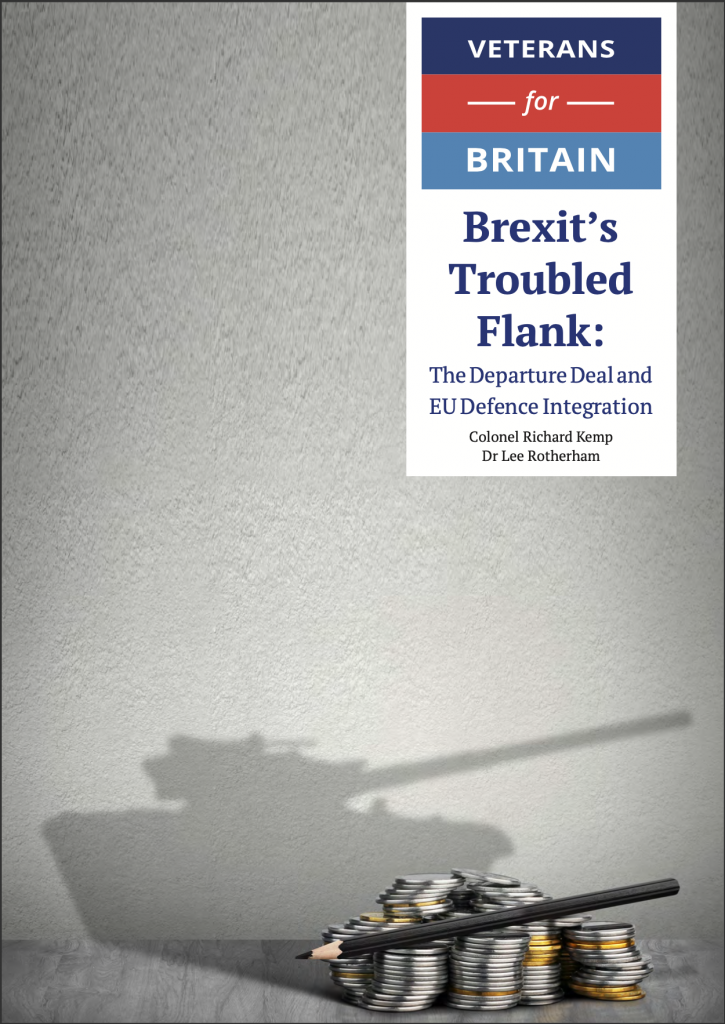 Brexit's Troubled Flank: The Departure Deal and EU Defence Integration
